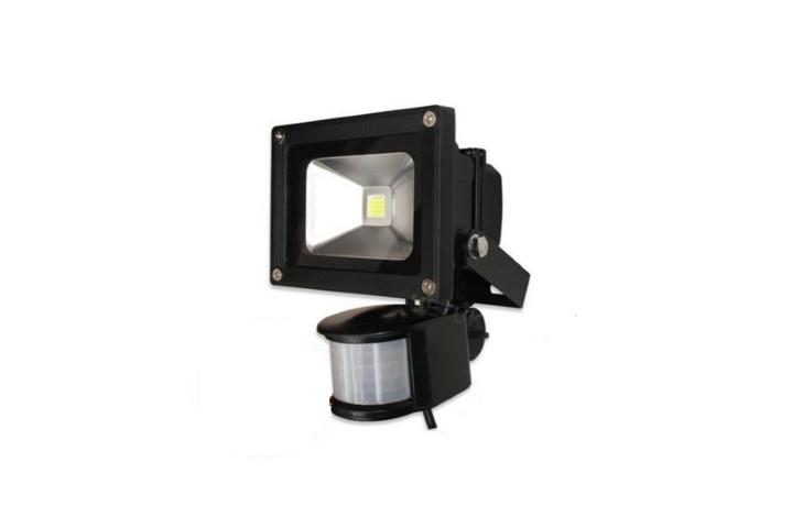 ledware led gevellamp 230 volt 10 watt 800 lm warm wit. Black Bedroom Furniture Sets. Home Design Ideas