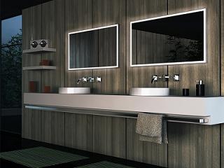 Badkamer Verlichting Spiegel : Ledware.be badkamerverlichting