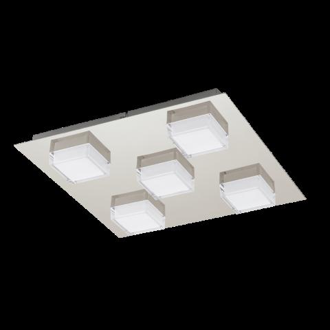 Keukenverlichting Plafond : LEDware.be – Eglo Plafonniere / wandlamp 13 Watt 370 x 370 mm