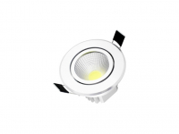BudgetLine | LED inbouwspot | 1 LED spots | 495Lm | Doe Het Zelf LED Kit | Warm Wit | Ron