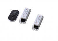 LED Dimmer | 2 Controller | 2 x 6A | 144 / 260W | met