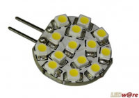 LED steeklampje | 12V | 2,4W | VV 10-15W | Warm Wit | G4