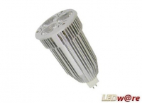 LED Spot (USA) | 12V | 9W | VV 60W | Wit 3800k | MR1