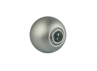 LED opbouwspot | 1 LED | LWCF01 | 1W | 350mA | Warm Wit | LWCF01WW350 | Alu