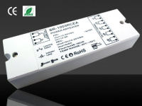Wifi | RGBW LED Controller | 4 x 96 / 160W | 12-24V | met software | RF Heavy